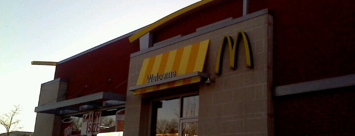 McDonald's is one of My Fav Local Restaurants.