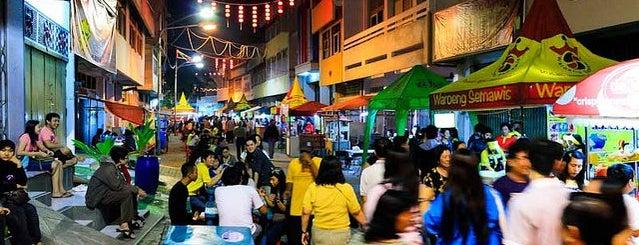 Kampoeng Semawis is one of Top 10 dinner spots in Semarang, Indonesia.