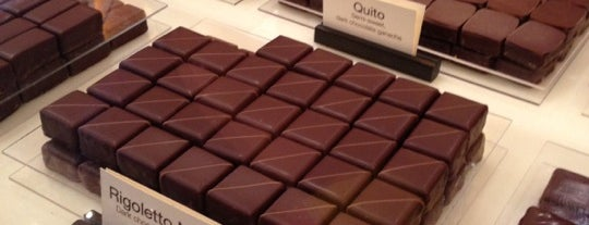 La Maison Du Chocolat is one of NYC Sweets.