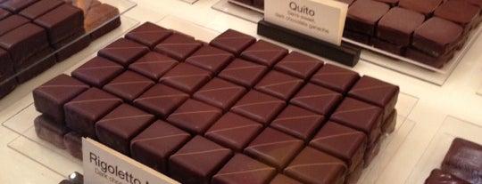 La Maison Du Chocolat is one of NYC Trip.