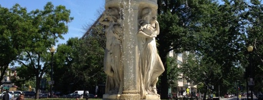 Dupont Circle is one of Gary's List.
