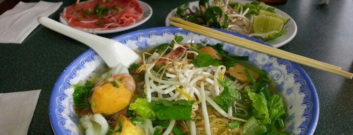 Saigon Deli is one of Korean/Vietnamese.