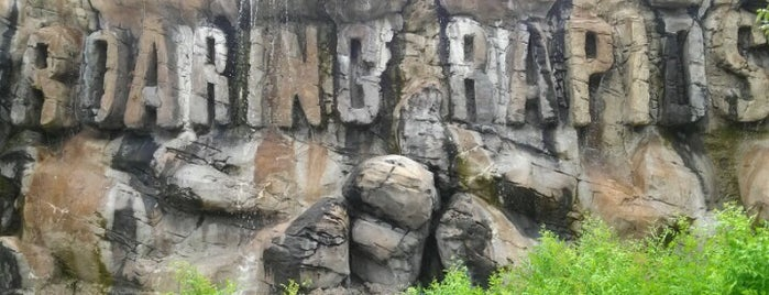 Roaring Rapids is one of Must-visit Theme Parks in Arlington.