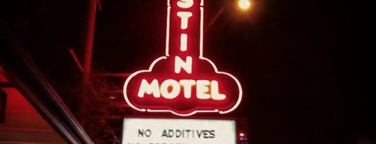 Austin Motel is one of Austin To-Do.