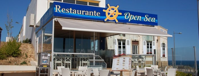 Open Sea is one of Top 10 restaurants Algarve.
