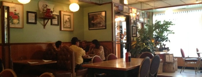 Amitabul is one of Chicago vegetarian spots.