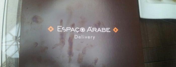 Espaço Árabe is one of Top picks for Restaurants.