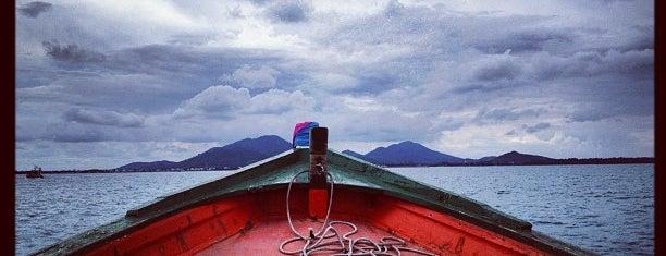 Gulf Of Thailand | อ่าวไทย is one of My TripS :).