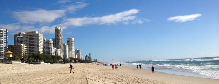Surfers Paradise Beach is one of Gold Coast.