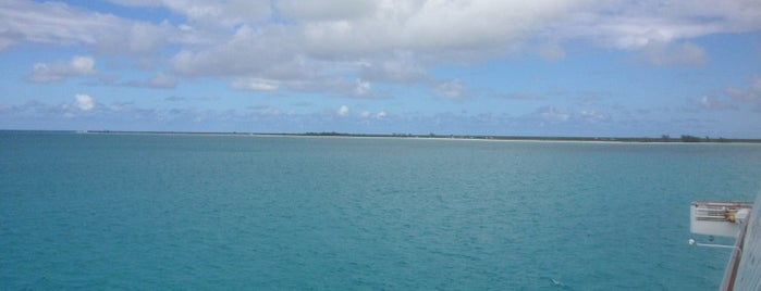 Anegada Island - BVi is one of Gretta Kruesi's Top Spots to Surf the Skies.