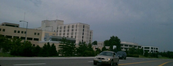 St. Anthony's Medical Center is one of Places I End Up Frequently.