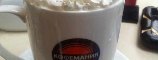 Кофемания is one of Best breakfasts in Almaty - лучшие завтраки Алматы.