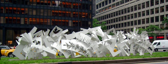 Park Avenue Malls is one of Public Art in NYC Parks.