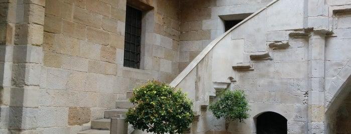 Institut d'Estudis Ilerdencs is one of Visit Lleida.