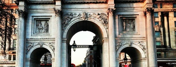 Marble Arch is one of Must-visit Great Outdoors in London.