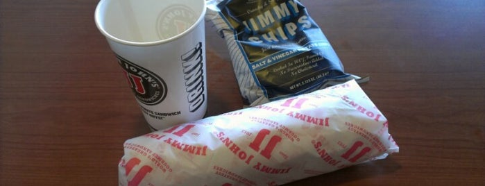 Jimmy John's is one of Sammiches!.