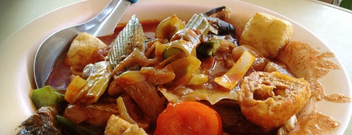山仔專科咖喱魚頭 is one of Jalan Jalan Ipoh Eatery.