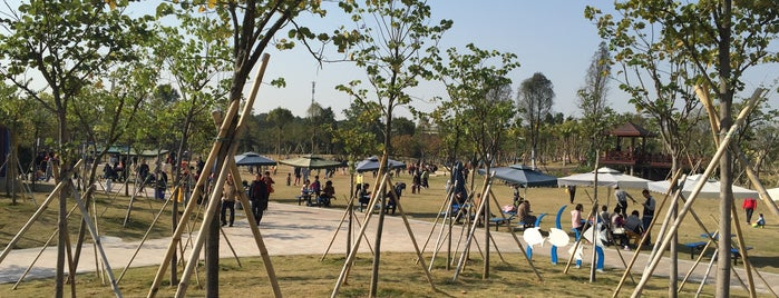海珠儿童公园 is one of Rukal's tips.