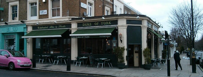 Duke of York is one of BMAG's Pubs.