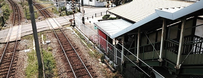 筑前垣生駅 (Chikuzen-Habu Sta.) is one of JR.