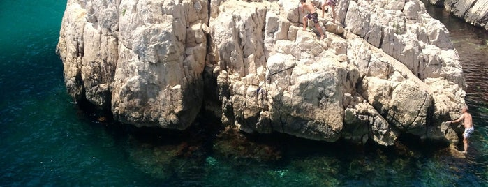 Calanque de Sugiton is one of Trips / Vaucluse, France.