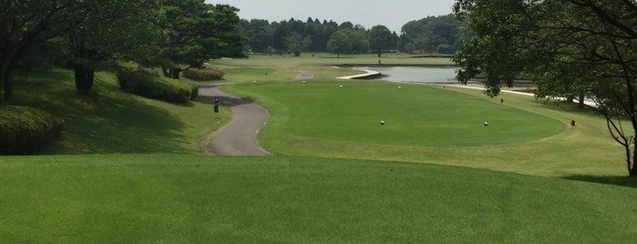 アスレチックゴルフ倶楽部 is one of ゴルフ場(茨城).