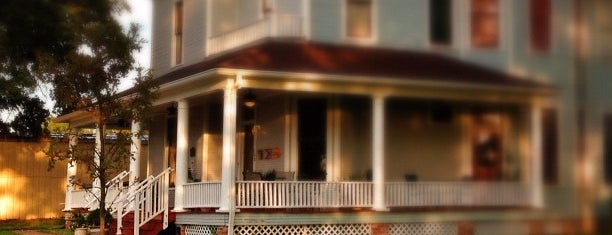 Booker-Lewis House Bed and Breakfast is one of Louisiana.
