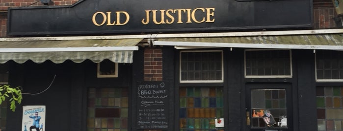 Old Justice is one of London.