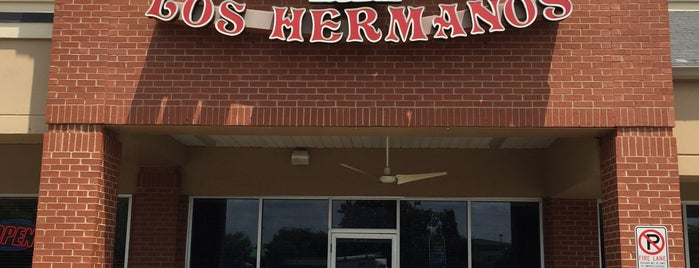 Los Hermanos Taqueria is one of North Ga chill spots.
