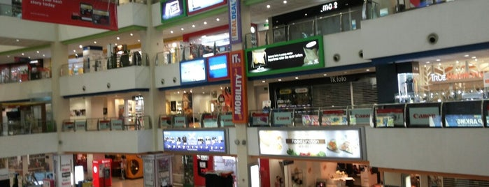 Funan DigitaLife Mall is one of Retail Therapy Prescriptions.