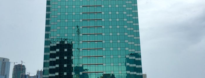 Wisma GKBI is one of Workspace.