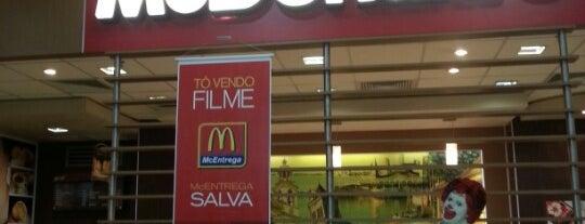 McDonald's is one of Shopping Pátio Belém.