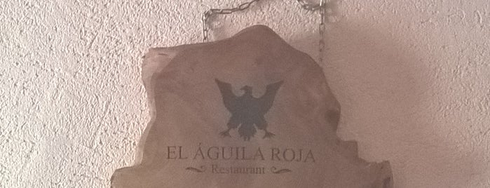 Restaurant Aguila Roja is one of All-time favorites in Chile.