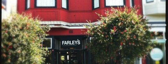 Farley's is one of Bay Area Awesomeness.