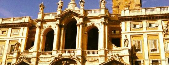Basilica di Santa Maria Maggiore is one of Basílicas de peregrinação.