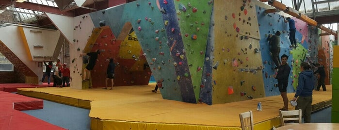 The Climbing Works is one of Welcome to Sheffield..