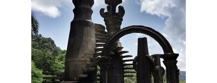 Las Pozas is one of Ishe's tips.