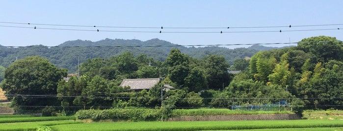 紀伊駅 (Kii Sta.) is one of 阪和線.