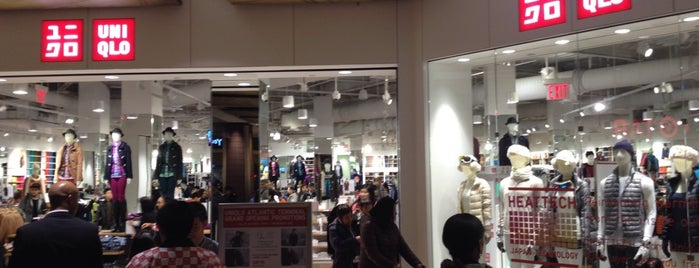 UNIQLO Atlantic Terminal is one of Japan In New York.
