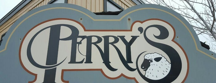 Perry's Restaurant is one of Highly Recommended Restaurants.