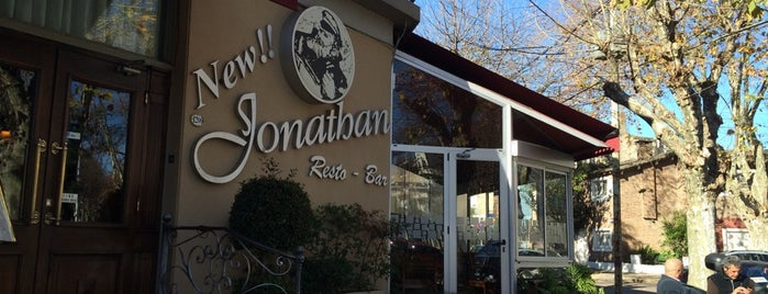 New Jonathan is one of Restos-Cerca.