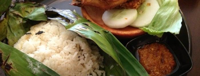 Warung Bandung is one of FOOD.