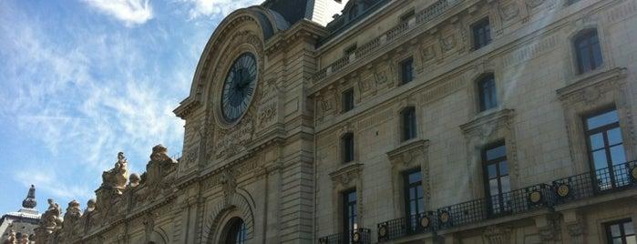 Orsay Museum is one of เที่ยวช้อปปิ้ง Paris!.