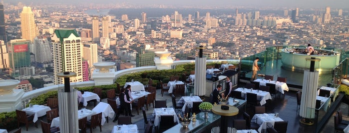 lebua at State Tower is one of Hotel.