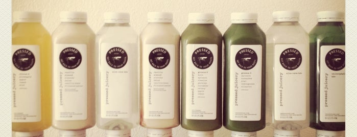 Pressed Juicery is one of Los Angeles.