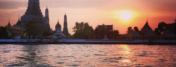 Wat Arun Rajwararam is one of Maravillas del mundo.