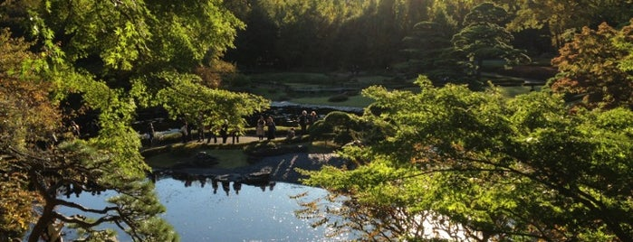 皇居 東御苑 (Imperial Palace East Garden) is one of Japan must-dos!.