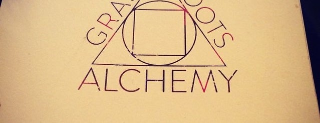 Grassroots Alchemy is one of Vegan <3.