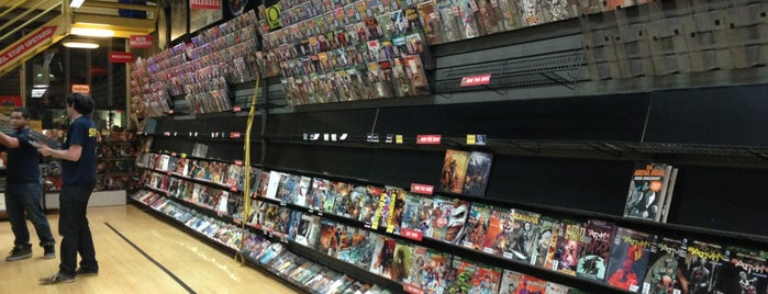 Midtown Comics is one of Best places in New York, NY.