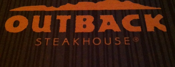 Outback Steakhouse is one of Flatiron Schmancy Sitdown Lunches.